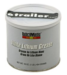 LubriMatic White Lithium Grease - 16 oz. Can