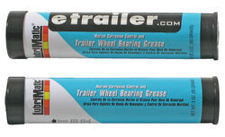 LubriMatic Marine Trailer Wheel Bearing Grease - 3 oz. Cartridges (2 Pack)