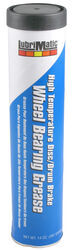 LubriMatic Wheel Bearing Grease for Disc and Drum Brake Applications - 14-oz Cartridge