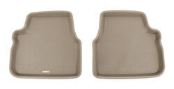 3D Kagu Custom Auto Floor Liners w MAXpider Grip - Tri-Layer - 2nd Row - Beige
