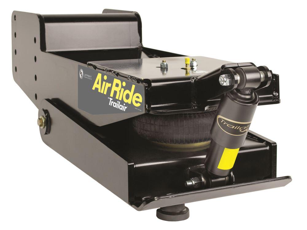 Fifth Wheel King Pin : Trailair air ride th wheel pin box lippert