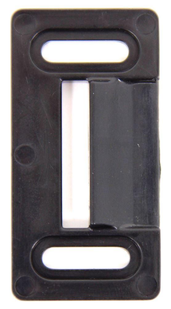 Lippert components rv screen door frame striker lippert for Screen door frame