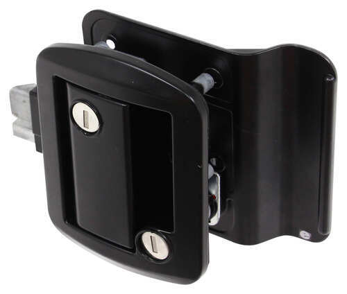 Global Link RV Entry Door Locking Latch Kit with Keyed Alike Option - Black  sc 1 st  Etrailer.com & RV Doors | etrailer.com