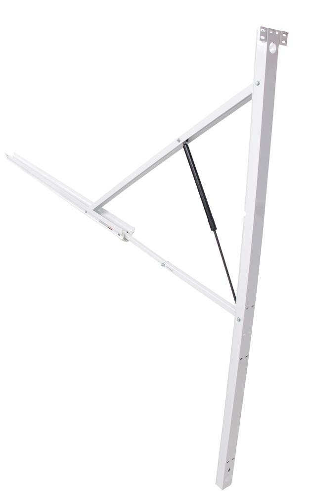 Solera 69 Quot Standard Flat Awning Support Arm White Lippert