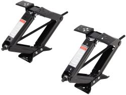 "Lippert Scissor Stabilizer Jacks w/ Handle - 24"" Lift - 10,000 lbs - Qty 2"