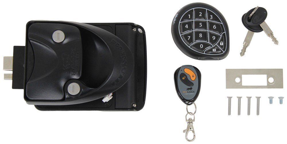 New Then Read On For Our Detailed Review Of The RVLock Keyless RV Entry System, Complete With Simple Installation Instructions The Old Door Lock Had Also Started Jamming, Requiring Us To Slam The Handle Closed For It To Engage, So We