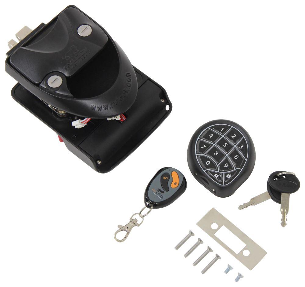 Unique Keyless RV Door Locks Are They Worth It  IRV2 Forum