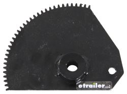 Replacement Gear for Lippert Single and Double Electric Coach Step
