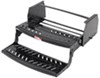 "Lippert Manual Pull-Out Steps for RVs - Double - 7"" Drop/Rise - 24"" Wide - Steel - 215 lbs"