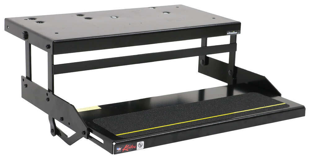 Lippert Kwikee 39 Series Electric Step 1 Step 7 Drop