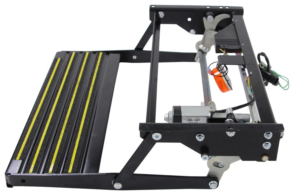 Lippert Components Kwikee Revolution Single Electric Step Lippert Components Rv Stairs And Steps