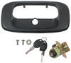 Truck Tail Gate Locks