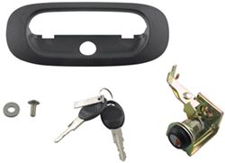 Integrated OEM Tailgate Lock - Dodge Dakota