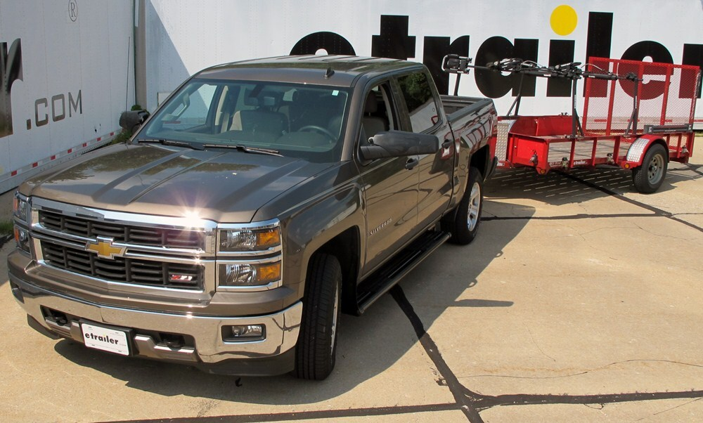 2014 chevrolet silverado 1500 custom towing mirrors longview. Black Bedroom Furniture Sets. Home Design Ideas
