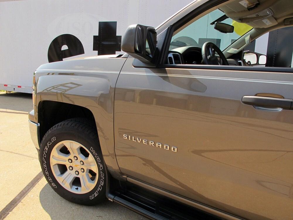 2014 Chevrolet Silverado 1500 Custom Towing Mirrors - Longview
