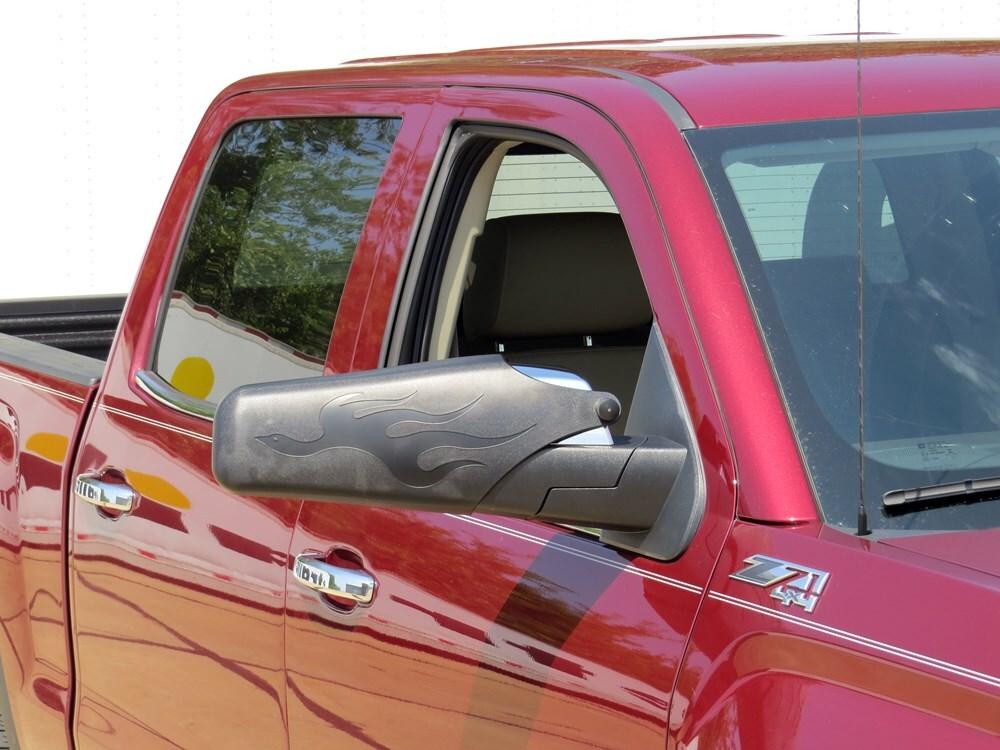2016 gmc sierra 1500 custom towing mirrors longview. Black Bedroom Furniture Sets. Home Design Ideas