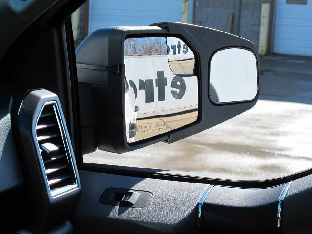 ford   longview custom towing mirrors slip