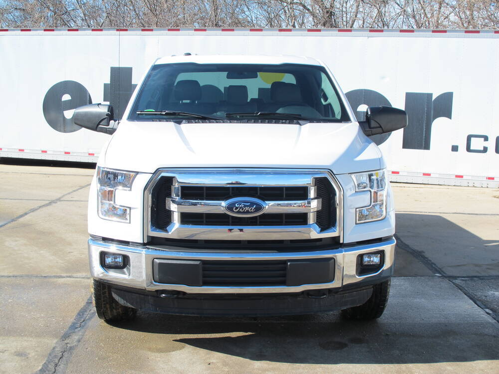2015 ford f 150 custom towing mirrors longview. Black Bedroom Furniture Sets. Home Design Ideas