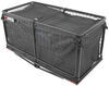 "24x48-3/4 Carpod Walled Cargo Carrier w/ Lockable Lid and Cargo Bag for 2"" Hitches - 450 lbs"