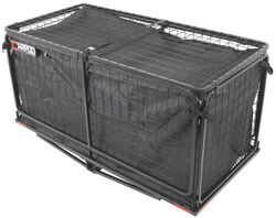 "24x48-3/4 Carpod Walled Cargo Carrier w/ Lockable Lid and Cargo Bag for 2"" Hitches - 450 lbs - M2200-01-02"