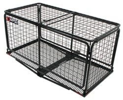 "23x47 Carpod Walled Cargo Carrier w/ Lid - 2"" Hitches - Steel - 450 lbs"