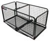 "23x47 Carpod Walled Cargo Carrier for 2"" Hitches - Steel - 450 lbs"