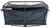 carpod hitch cargo carrier fits 2 inch class iii iv 24x48-3/4 walled folding - hitches w/ lid bag rise shank 450 lbs