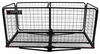 "23x47 Carpod Walled Cargo Carrier for 2"" Hitches - Steel - Folding - 450 lbs"