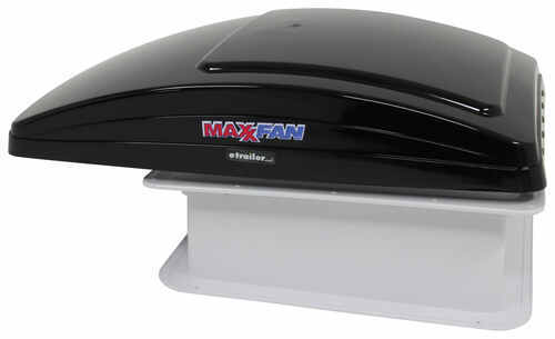 Maxxair Maxxfan Deluxe Smoke Maxxair Rv Vents And Fans