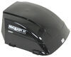 MaxxAir II RV and Enclosed Trailer Roof Vent Cover - Black