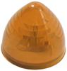"Sealed, Beehive Trailer Clearance, Side Marker Light, 2"" Diameter - Amber"