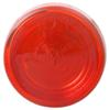 "2-1/2"" Round Trailer Clearance and Side Marker Light, Surface Mount - Red"