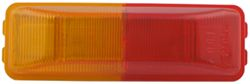 "Sealed, Thin Line Fender Trailer Clearance Light for Trailers Over 80"" Wide"