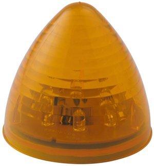 Sealed Beehive LED Trailer Clearance Side Marker Light