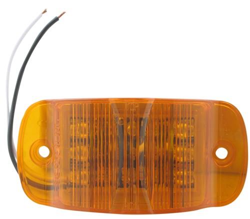 Sealed, Rectangular LED Trailer Clearance and Side Marker Light, 14 ...