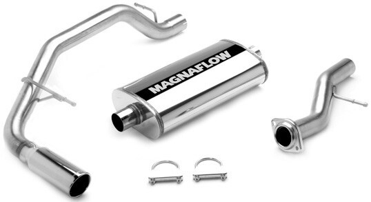 2002 Chevrolet Tahoe Exhaust Systems