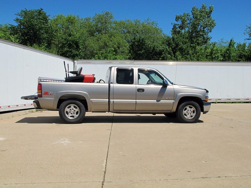 2001 Chevrolet Silverado Exhaust Systems Magnaflow