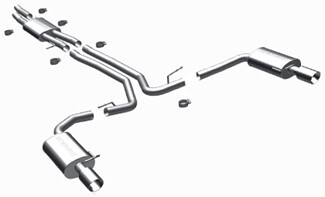 1074 Ford Taurus Exhaust Systems - MagnaFlow