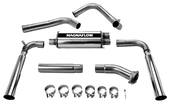 1984 pontiac firebird trans am exhaust systems