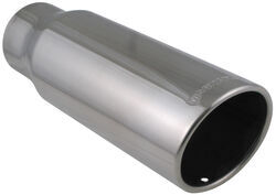 "MagnaFlow 4"" Exhaust Tip - Stainless, Weld-On for 3"" Tailpipe"