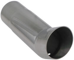 "MagnaFlow 2-1/2"" Exhaust Tip - Stainless, Weld-On for 2-1/4"" Tailpipe"