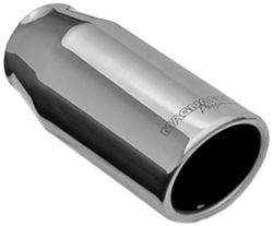 "MagnaFlow 3"" Exhaust Tip - Stainless, Weld-On for 2-1/4"" Tailpipe"