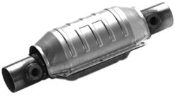 MagnaFlow Stainless Steel Catalytic Converter w/ Dual O2 Ports - Universal
