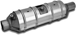 MagnaFlow Stainless Steel Catalytic Converter - Direct-Fit