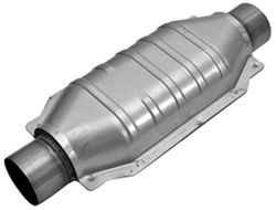 MagnaFlow Stainless Steel Catalytic Converter - Universal