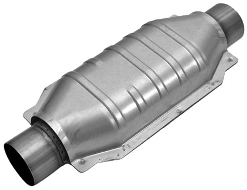 Magnaflow Heavy Metal Loaded Stainless Steel Catalytic Converter Universal: 2007 Ford Expedition Catalytic Converter Replacement At Woreks.co