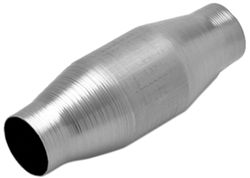 MagnaFlow Heavy Metal Loaded, Spun Stainless Steel Catalytic Converter - Universal