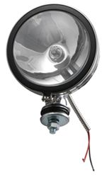 "6"" Round, 100-Watt Halogen Off Road Light - Stud Mount (QTY 1)"
