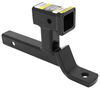 "MaxxTow Ball Mount w/ 2"" Accessory Receiver - 2"" Hitches - 1-5/8"" Drop - 5,000 lbs"