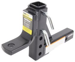 "MaxxTow Adjustable-Height Ball Mount - 2"" Hitch - 10"" Drop, 8"" Rise - 5,000 lbs"